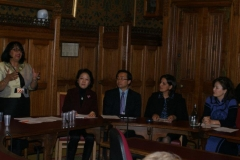 ADMWE in House of Lords with The Universal Peace Federation
