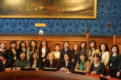Mongolian Business Women – House of Lords