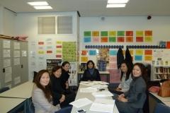 Европ дахь Монгол эмэгтэйчүүдийн хөгжлийн холбооны анхны хурал